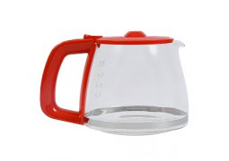 4055208542 COFFEE JUG,COMPLETE,RED