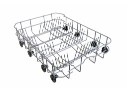 8077085077 DISHWASHER BASKET,BOTTOM,GREY,