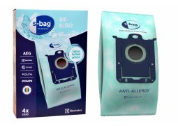 Worki S-BAG do odkurzacza Hygiene Anti-Allergy antyalergiczne E206S